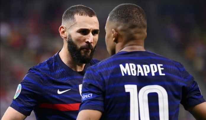 Karim Benzema Sebut Kylian Mbappe Sudah Janji Bakal Gabung Real Madrid
