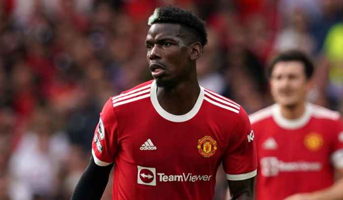 Man Utd Ingin Tuntaskan Kontrak Baru Paul Pogba Senilai Rp 7,7 Milyar Per Pekan Sebelum Natal