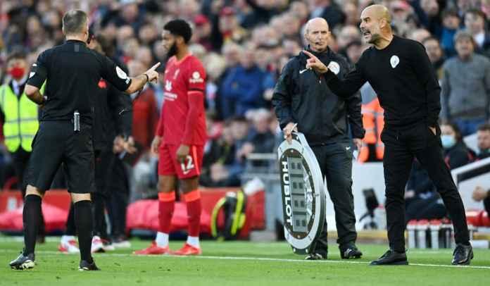 Pep Guardiola Marah-Marah Karena James Milner Tidak Diganjar Kartu Merah