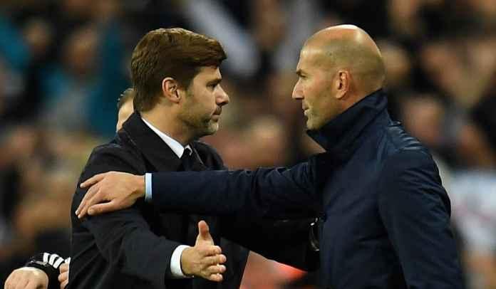 Man Utd Kalah Cepat, Zinedine Zidane Sekarang Segera Diboyong Paris Saint-Germain