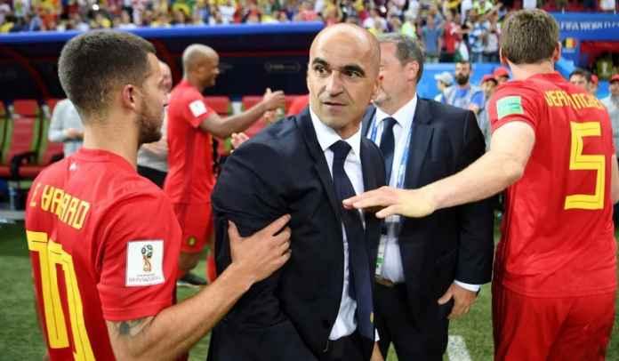Roberto Martinez Angkat Bicara Usai Dirumorkan Bakal Jadi Pelatih Baru Barcelona