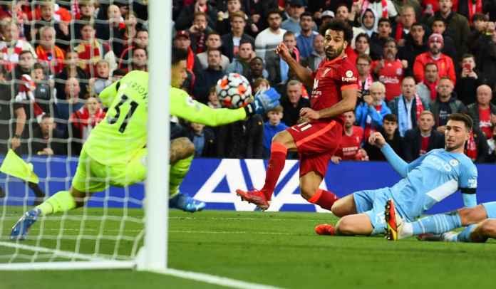 Puji Gol Mohamed Salah, Jurgen Klopp : Itu Gol Kelas Dunia, Dia Pemain Luar Biasa!