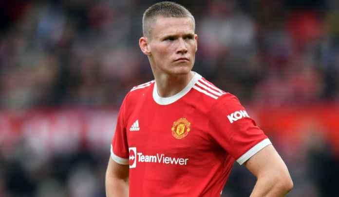 Jajaran Pelatih Manchester United Garap Posisi Baru Untuk Scott McTominay
